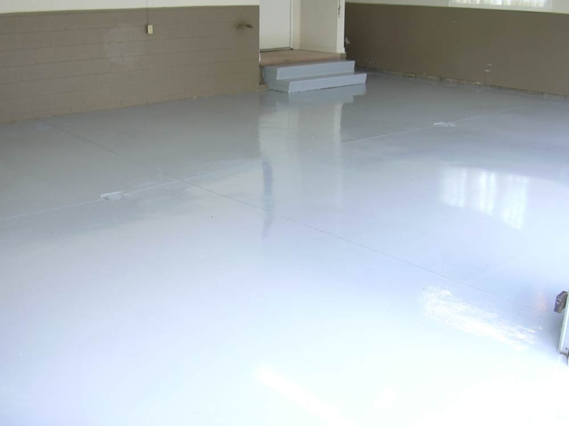 Garage Floor Epoxy Coatings Sealtech