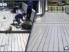 Custom Deck Staining