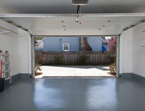 Types of Garage Floor Coatings & Coverings